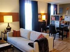 1 Bedroom Apartment Decor Ideas by 12 Design Ideas For Your Studio Apartment Hgtv S