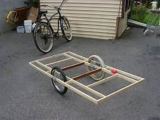 diy bike trailer i really think i m going to try this