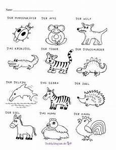 Ausmalbilder Grundschule Tiere Ausmalbild Tiere 2