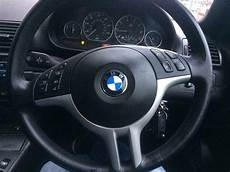 bmw e46 m sport steering wheel in bradford west