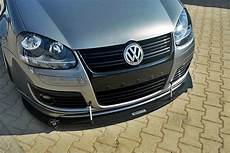 front racing splitter vw golf v gti 30th our offer