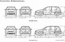 dimensions golf 5 volkswagen golf length 2017 ototrends net