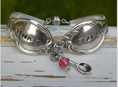 17 Best images about SILVER SPOON JEWELRY on Pinterest