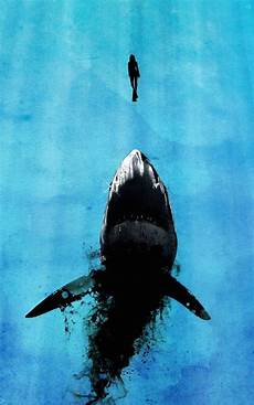 underwater black and white iphone wallpaper iphone shark wallpapers wallpapersafari