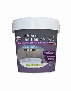 resinence r 233 sine de finition min 233 ral satin 233 zone humide 300ml