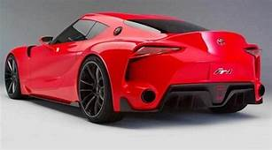 2020 Toyota Supra Rear View  Mazda