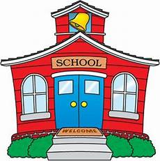 Clipart Of A School