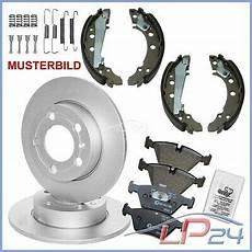 disque de frein usé 2x disque de frein plaquettes avant cylindres roue arri 232 re