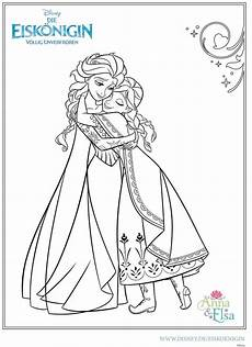 Elsa Malvorlagen Zum Drucken Elsa Ausmalbild Frozen Coloring Frozen Coloring