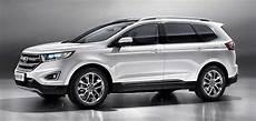 Ford Edge China Gets Unique Seven Seater Version
