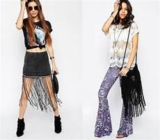 look hippie femme mode hippie chic 30 looks du festival de coachella 2015