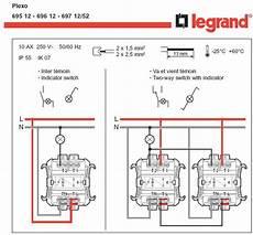 Interrupteur Legrand Ip55 Schema Raccordement