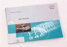 free service manuals online 2001 audi a6 head up display 2001 audi a4 b5 owner s manual case operation book genuine carparts4sale inc