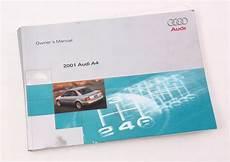 car repair manual download 2001 audi a4 electronic throttle control 2001 audi a4 b5 owner s manual case operation book genuine carparts4sale inc