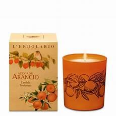candela profumata candela profumata accordo arancio