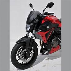 saut de vent sport ermax mt07 yamaha krax moto