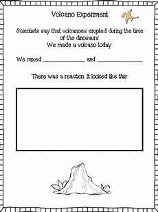 science worksheets volcanoes 12440 volcano experiment reactions volcano activities volcano experiment science worksheets