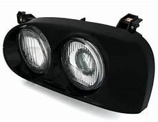 scheinwerfer set f 252 r vw golf 3 in schwarz ad tuning