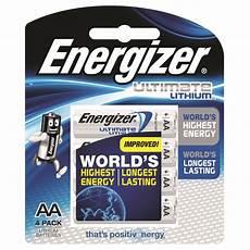 energizer aa lithium batteries 4 pack bunnings warehouse