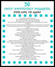 busy mom s guide to teaching your children manners titus