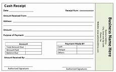 59 free receipt templates cash sales donation rent payment and more free template downloads