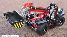 Lego Technic 42061 Telehandler 2017 Set