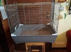 gabbia per conigli usata casetta per cavie e criceti posot class