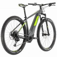 cube reaction hybrid eagle 500 mtb e bike 2019 grey