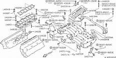 93 300zx engine intake diagram nissan 300zx bolt manifold exhaust intake 01131 00361 bill korums puyallup nissan