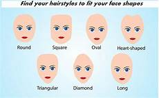 hairstyles fit for your face number 1 most wanted factor for perfect haircut top hairstyles to fit your face shapes cute