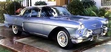 1957 Cadillac Eldorado Brougham And Other High End GM Cars