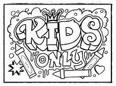 ausmalbilder graffiti ausdrucken cool coloring pages