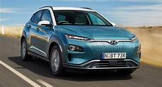hyundai kona electric sets an ev record you never knew or probably even cared about carscoops