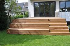 terrasse auf stahlkonstruktion terrasse aus stahl mit holzbelag fr 214 bel metallbau
