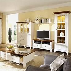wohnzimmer wei 223 braun landhaus wohnideen landhausstil