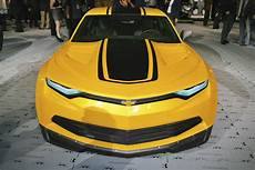 All Four Bumblebee Camaros From Transformers Can Join Your