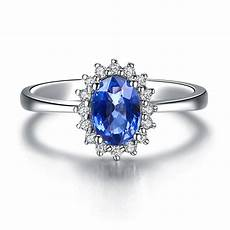 gvbori classic 18k white gold sapphire diamond wedding