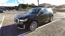 audi q2 design edition tour dise 241 o interior maletero