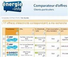 comparateur tarif electricité 233 nergie immobilier vente location cr 233 dit