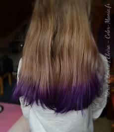 coloration cheveux violet prune directions color mania