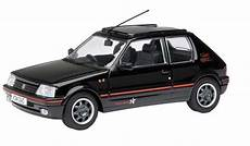 corgi vanguards peugeot 205 gti 1fm black corgi club exclusive ebay