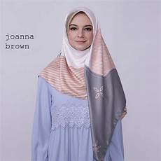 Tutorial Segi Empat Ala Zoya Ragam Muslim