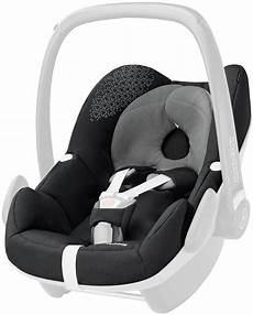 maxi cosi pebble seat cover set origami black 2016