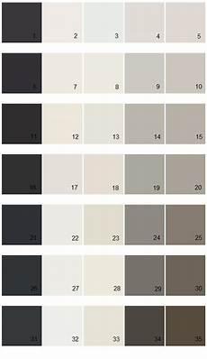 26 black of night sw6993 27 pure white sw 7005 28