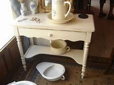 Table De Toilette Vendue L Atelier Du Rat D Acier