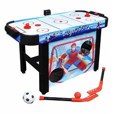 table d air hockey multi jeux 3 en 1 rapid de