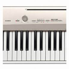 Casio Privia Px 160 Digital Piano Package White At Gear4music
