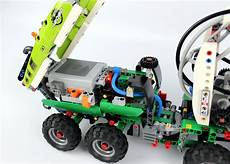 lego technic harvester forstmaschine 42080 im review