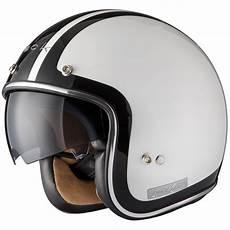 black clash white limited edition helmet motorcycle retro