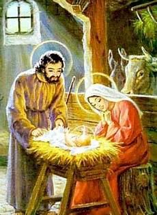 nativity baby jesus 2008 photo